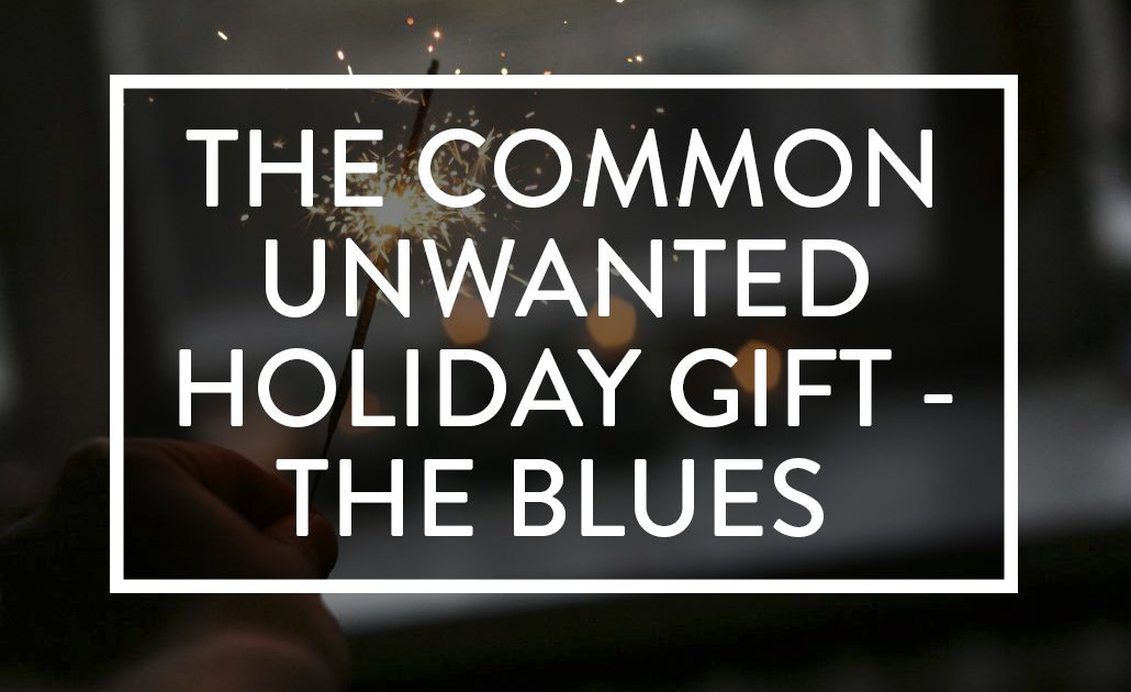 Holiday gift - the blues